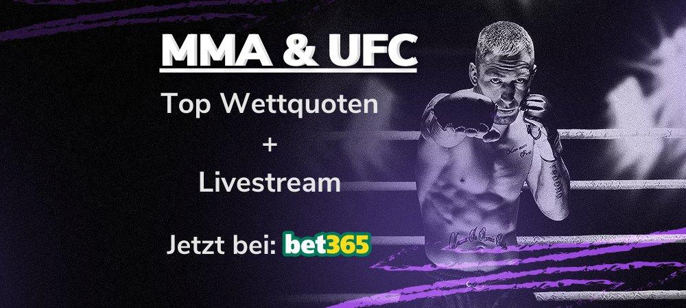 UFC Live Stream kostenlos