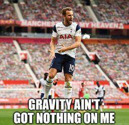 Gravity memes