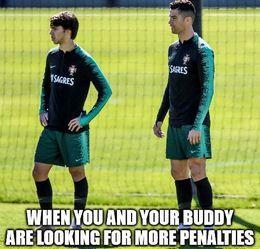 More penalties memes