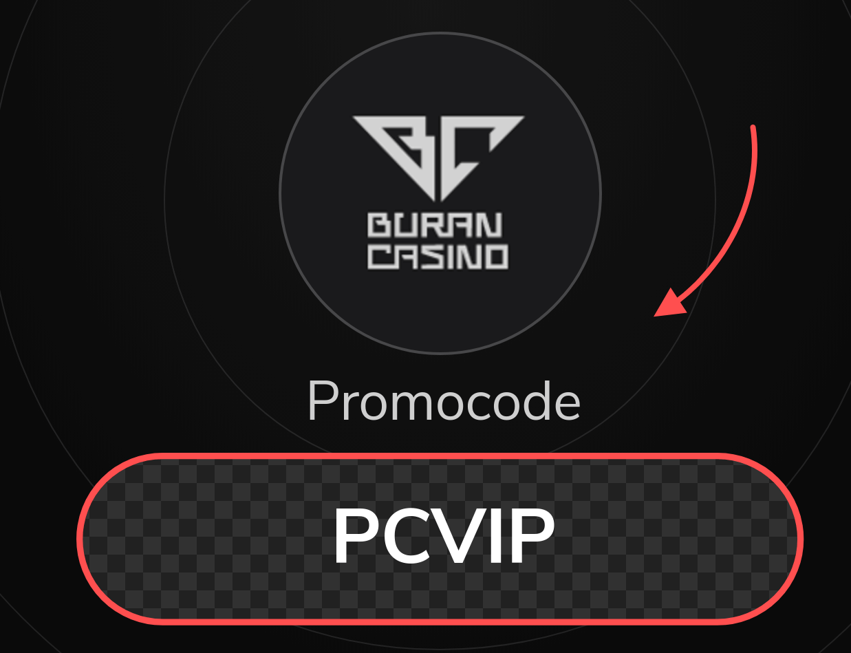 Buran Casino Promocode